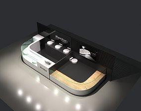 ROBOT VACUUM STORE 3D model