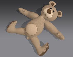 3D model bear teDDy Bears