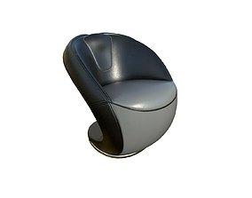 Armchair 14 3D model