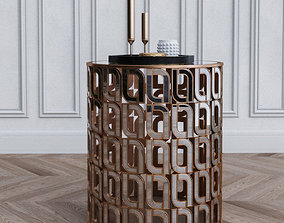 Coffee table Monza 3D model
