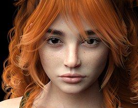 3D model Memphis HD for Genesis 8 Female