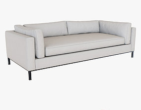 West Elm Modern Arm Sofa 3D