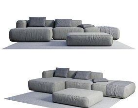 3D Sofa C