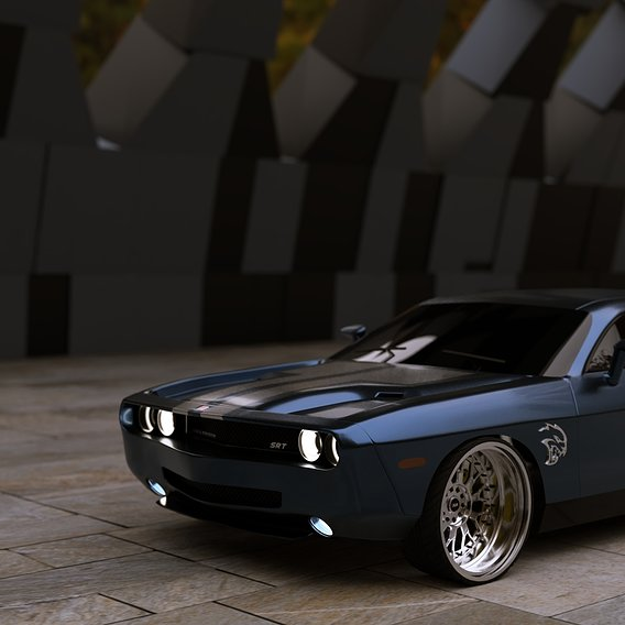 Dodge Challenger SRT 2008