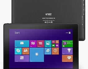 3D asset Krez TM1005B32 Slim 3G
