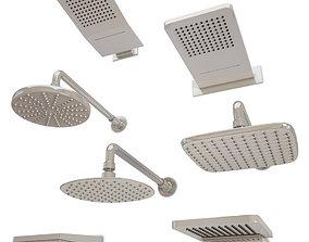 3D model Ceiling Shower Faucet