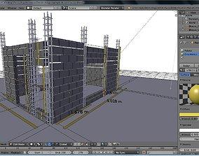 BUILDING DESIGNS 3 FREE 3D model