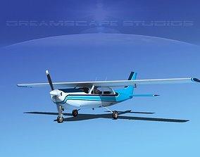 3D model Cessna C-177RG Cardinal V01
