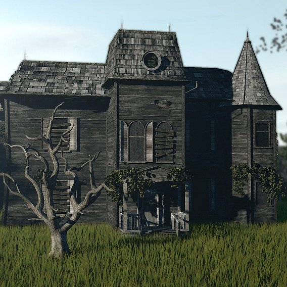 IT - house from the movie 2017