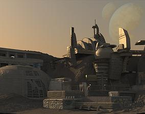 Planet Base 3D