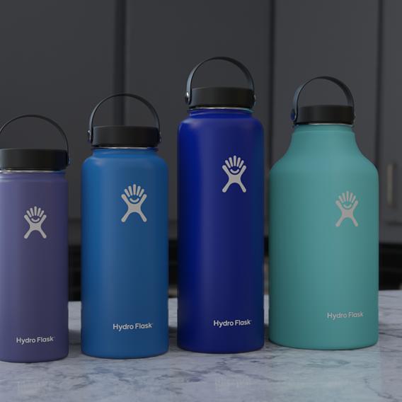 Hydro flasks