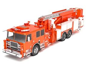fire 3D Fire truck