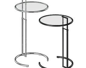 3D Eileen Gray Adjustable Table E1027