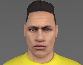 3D printable model Neymar full figurine textured