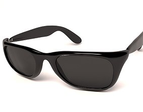 sunglasses 3D asset VR / AR ready