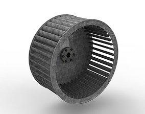 3D model Fan Blower 2