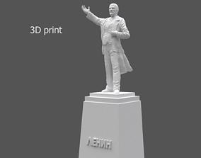 Lenin monument 3D printable model