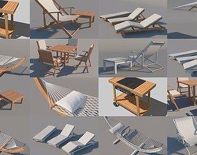 Garden Furniture furniture 3D