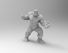 3D print model Hulk Robert Bruce Banner