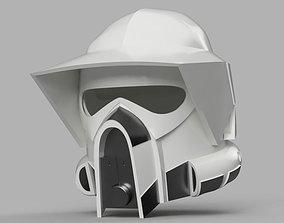 3D print model ARF Trooper Helmet Star Wars