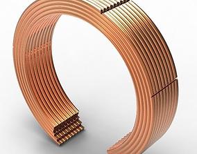3D printable model Tube Bracelet