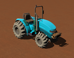 3D The Tractor