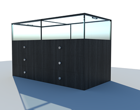 3D model of jewel container