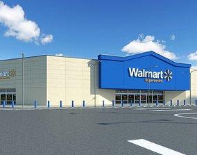 3D Walmart