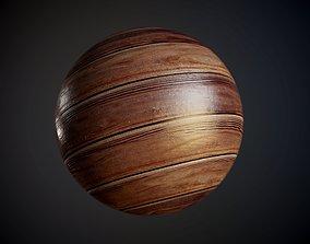 Wood Floor Seamless PBR Texture 3D model
