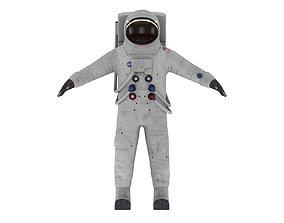 A7L Space Suit 3D model