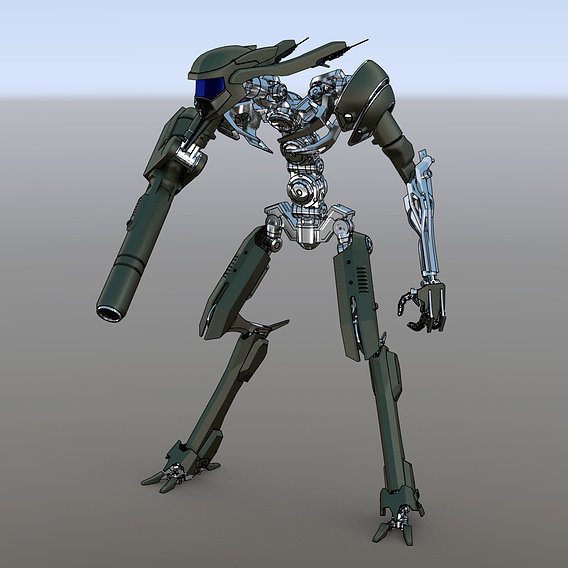 Another robot