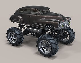 awd 3D Monster truck