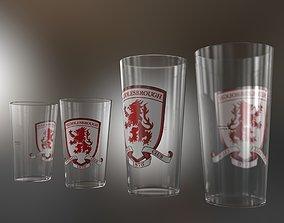 Branded Cup 3D print model