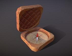 3D model Old Compas