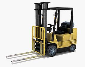 3D model Forklift Truck