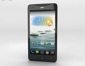 3D Acer Liquid S1 Black