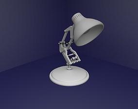 Lampara de Pixar projecto para blender 3D