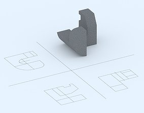 3D print model Mechanical Part No 5