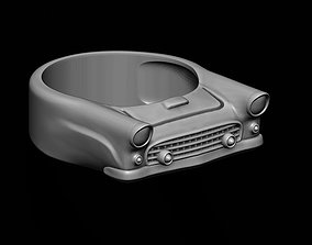 car ring 15 3D print model