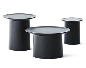 3D model Coco Coffee Table set