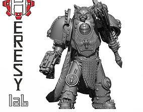 HeresyLab Talon Meka MK1 3D print model HL135