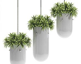 3D model Hanging vase