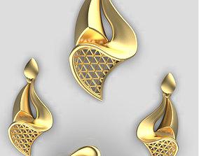 Ultra vision gold set 3D print model