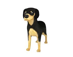 3D Rottweiler