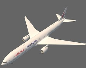 3D Boeing 777-300ER