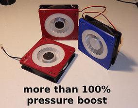 High Pressure Pc fan Kit Boost 3D print model