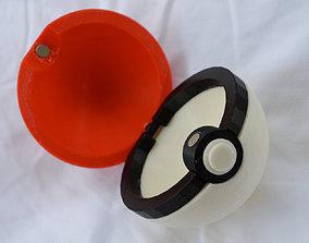 3D printable model Pokeball