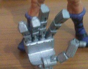 MOTUC Fisto Poseable Hand heman 3D print model