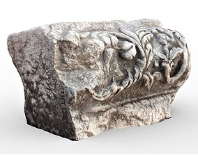3D model Phaselis Ancient Stone 1