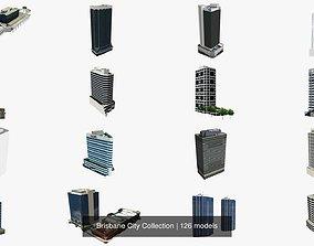 3D model Brisbane City Collection